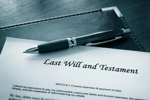 Contesting a will