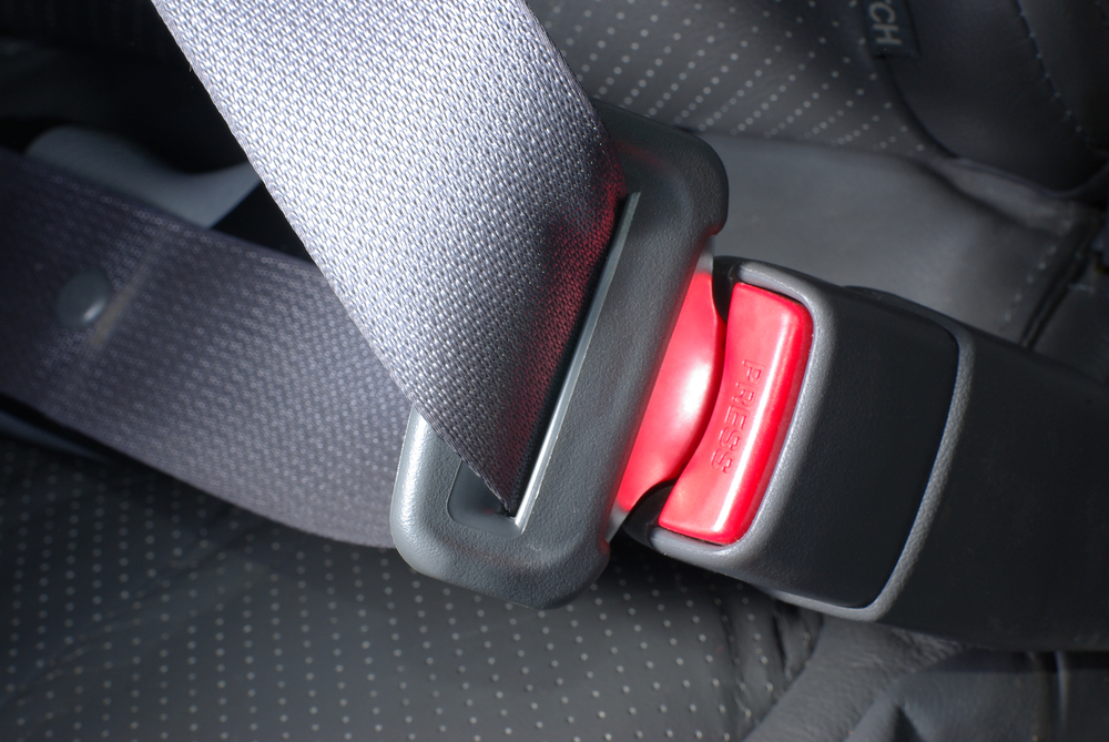 Safety restraint laws in Rhode Island