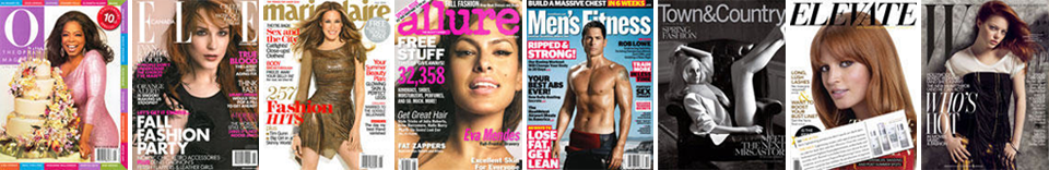 CoolSculpting reviews in major magazines