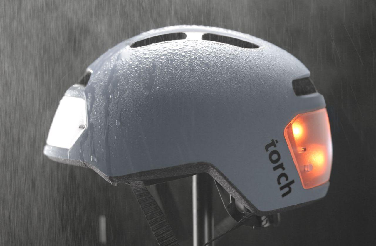 Torch Apparel Bike Helmet