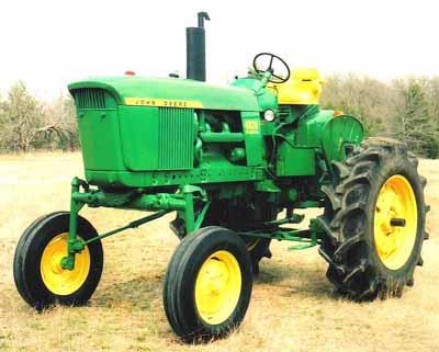 1969 John Deere Tractor