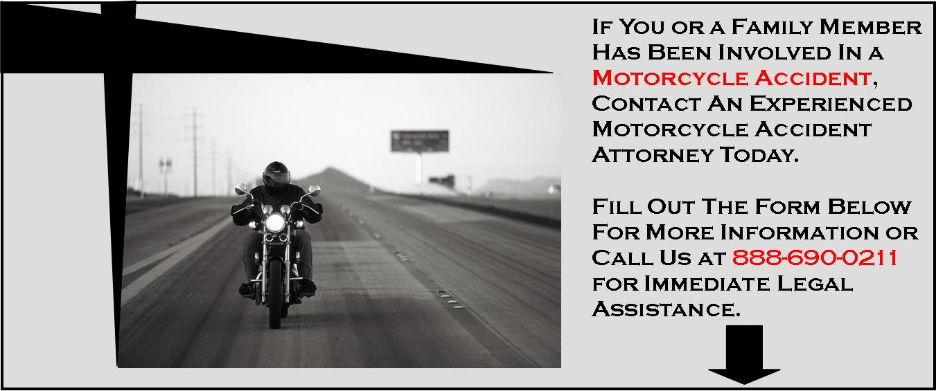 South Carolina Motorcycle Accident Attorney | SC Personal ...