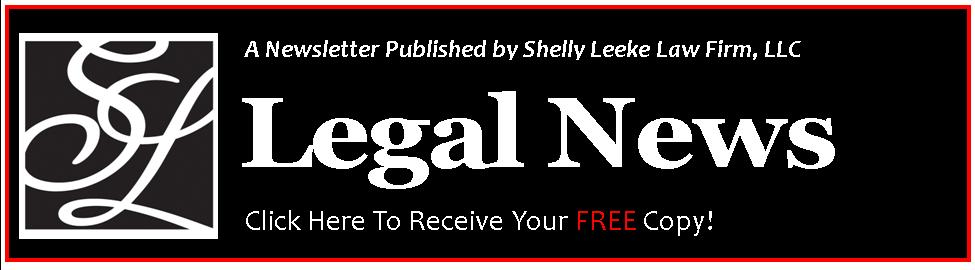 south carolina legal newsletter