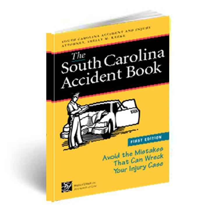 south carolina accident book