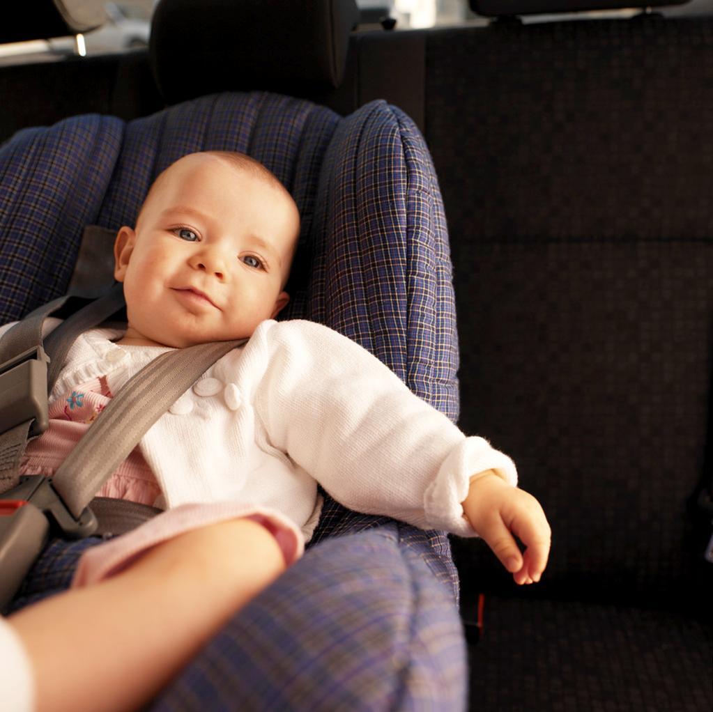 Importance of wearing a seat belt