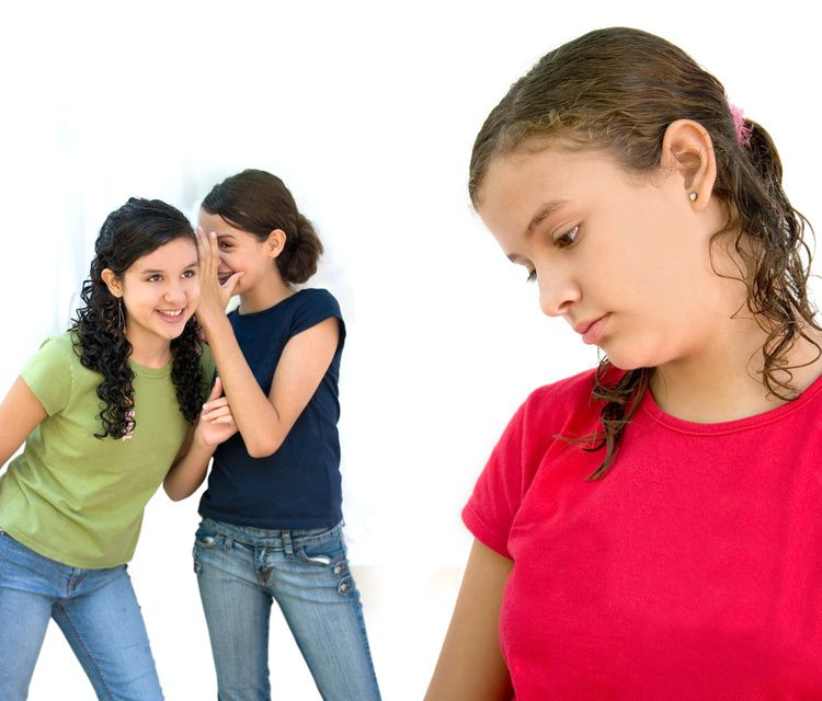 what to do if you suspect bullying