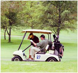 golf cart laws in South Carolina