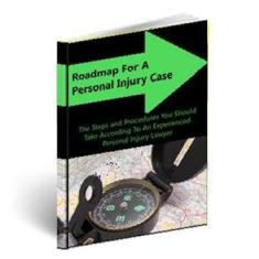 roadmap to a personal injury case book