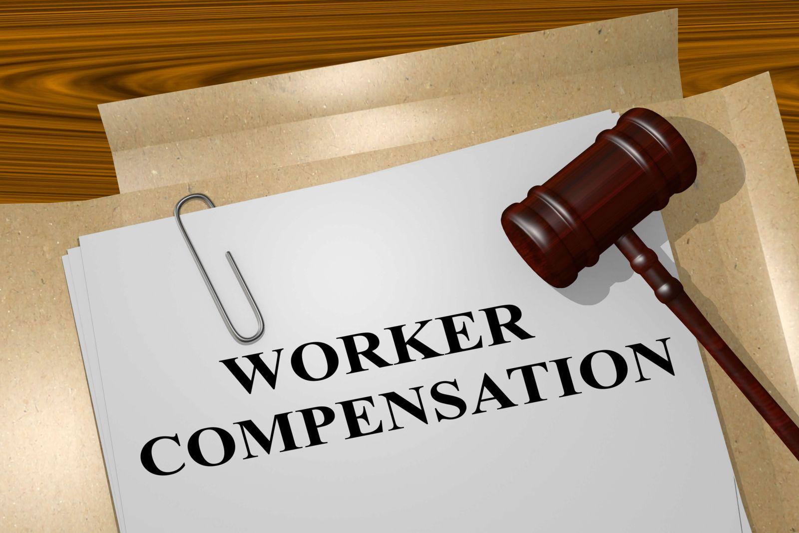 Worker Compensation Folder
