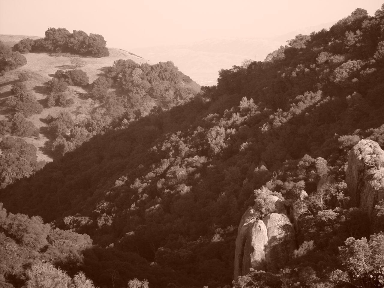 Mt. Diablo, California