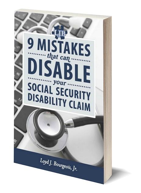 9 Mistakes That Can Disable Your Social Security Disability Claim Book Offer