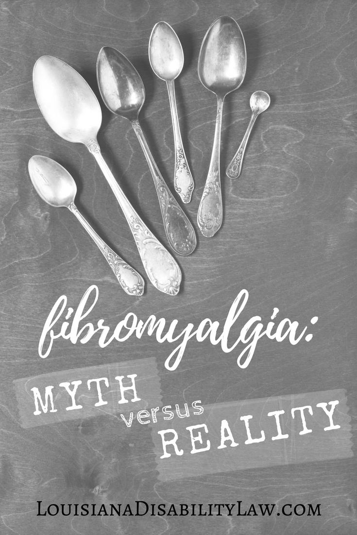 Fibromyalgia: Myth versus Reality