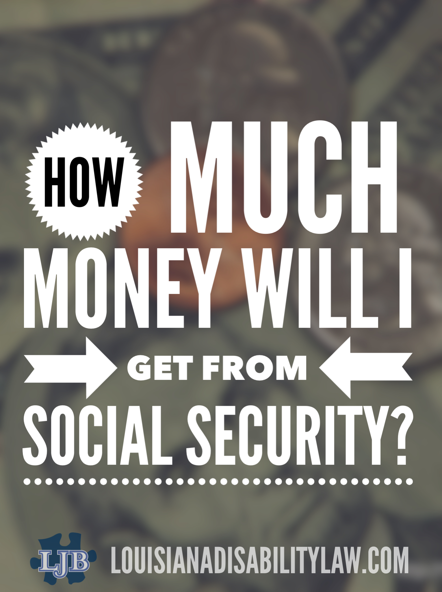 How much money will I get from Social Security Disability?