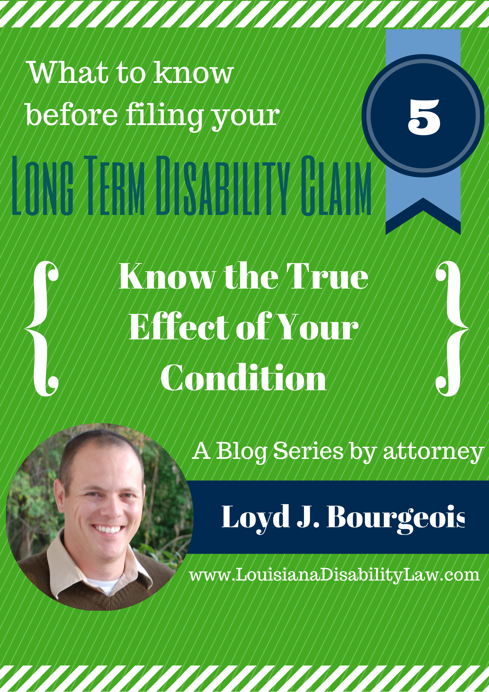 What to know before filing a Long-Term Disability Claim: The True Effect of your Condition