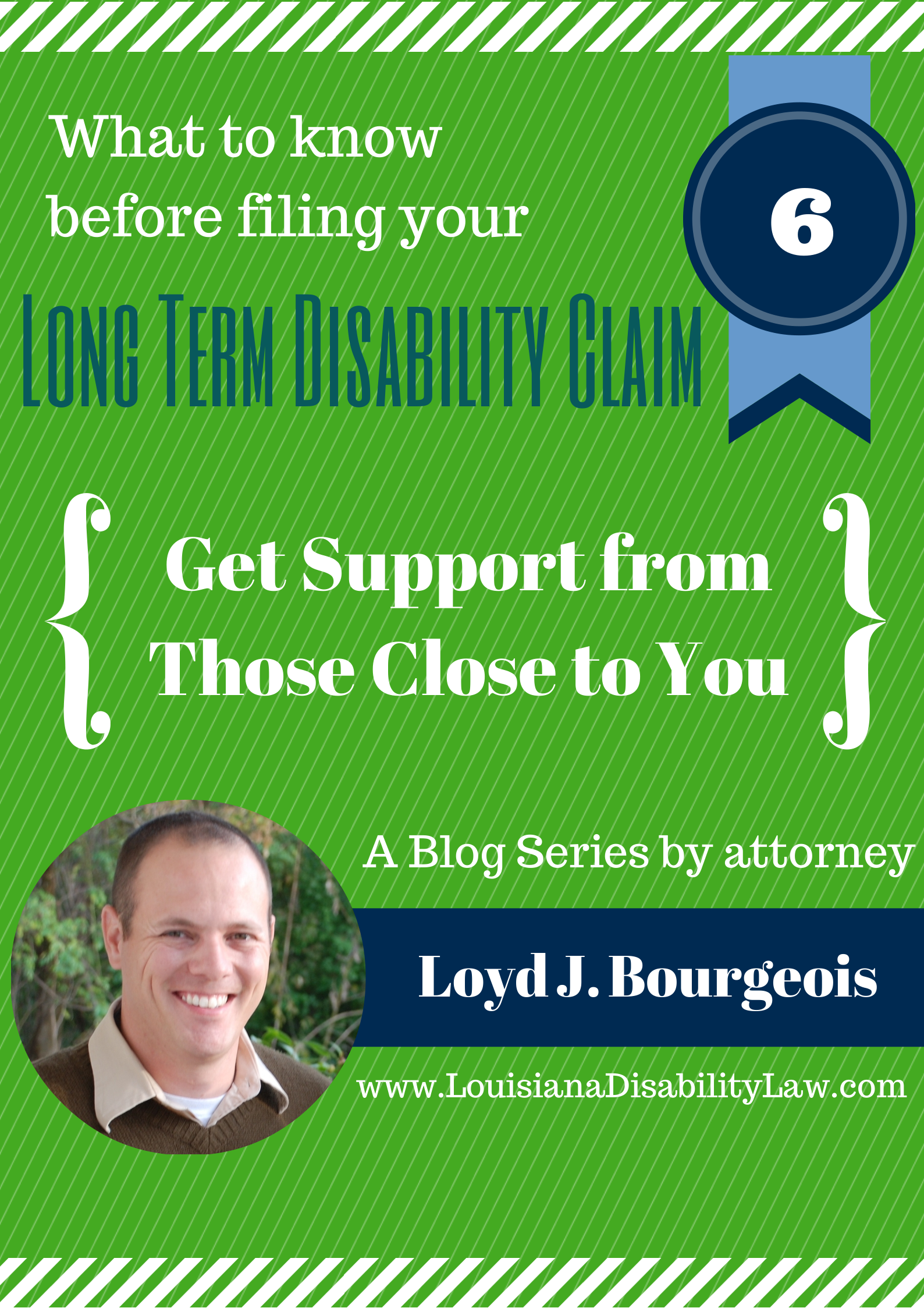 What to know before filing a Long-Term Disability claim: Get Support