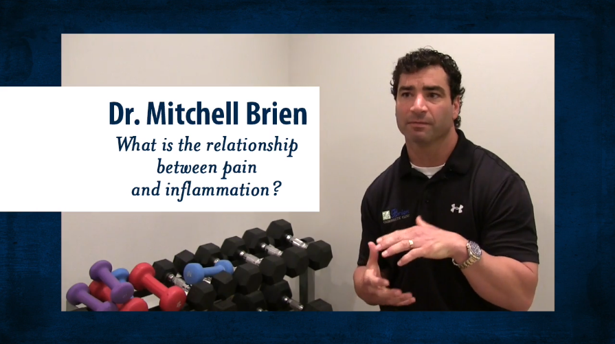 Dr. Mitchell Brien: What is the relationship between pain and inflammation