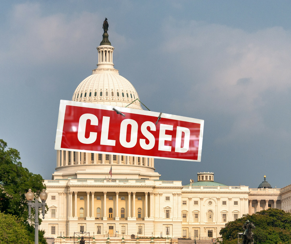 Social Security and Government Shutdown