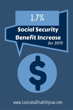 social security cola benefit increase for 2015