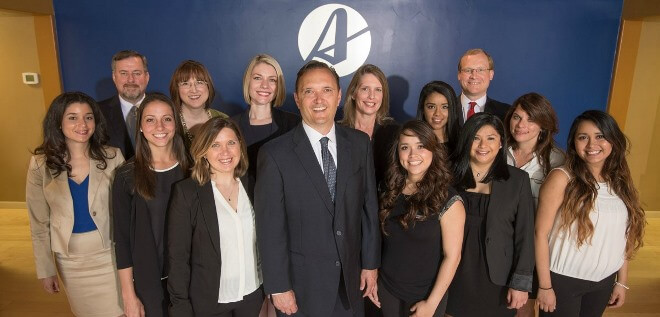 Anderson Law Firm Team Texas