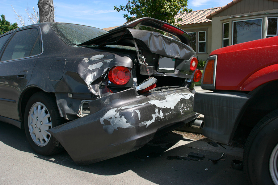 rear end wreck attorney