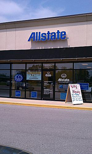 Allstate building