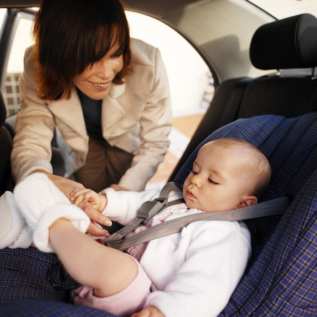 child car seat inspection station in fort worth