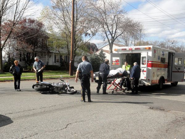 motorcycle crash accident ambulance fort worth arlington personal injury lawyer attorney