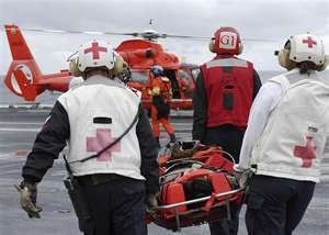 Maritime Lawyer Shows A Coast Guard Medivac
