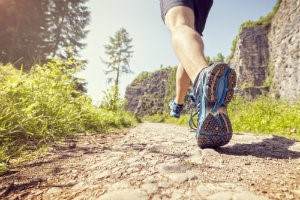 Running with bunions