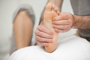 Physical therapy for your feet