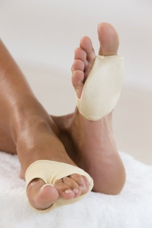 Bunion recovery