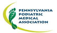 Pennsylvania Podiatric Medical Association logo