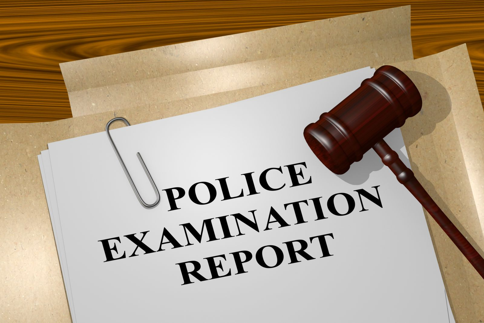 Can a police report affect a car accident claim in Washington.