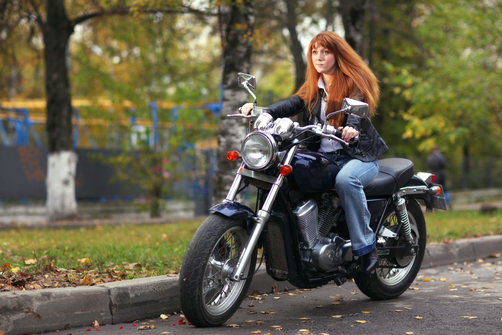 May 6 is international female ride day.