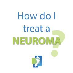Check out these different options for treating neuromas.