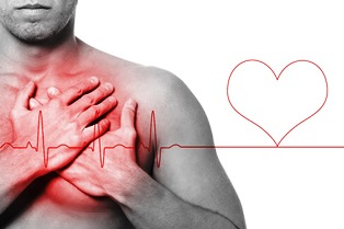heartburn meds affects heart patients