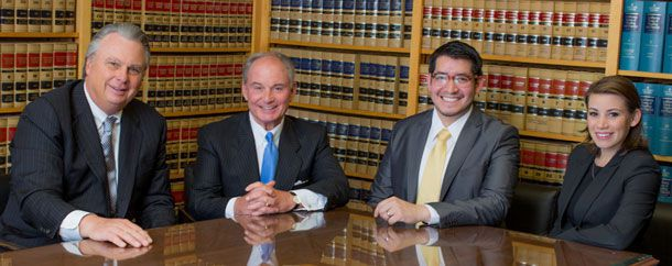 Torrance criminal defense lawyers and staff