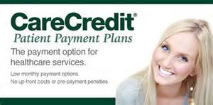 Care Credit Payment Plans
