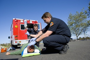 EMT job hazards leading to workers comp