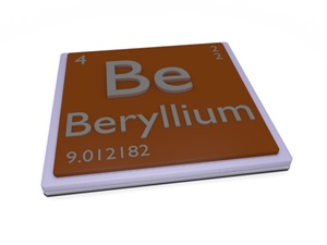 beryllium exposure at work