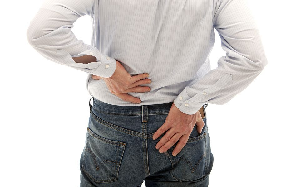 sciatica workers' comp