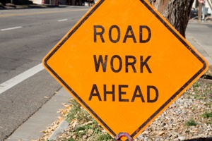 dangers faced by road construction workers