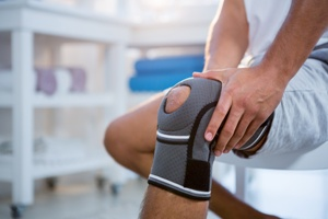 workplace knee injuries