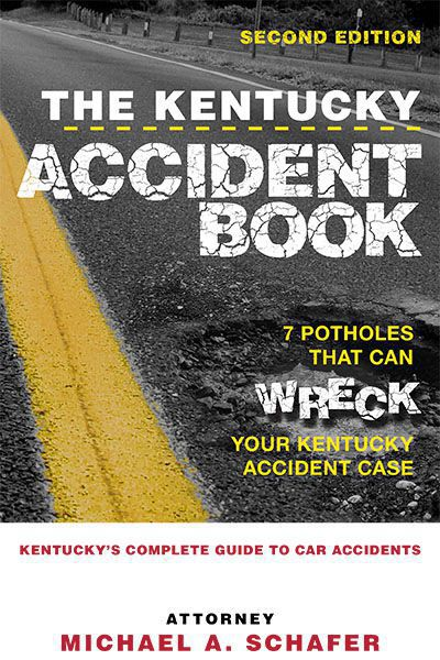 7 Potholes That Can Wreck Your Kentucky Accident Case