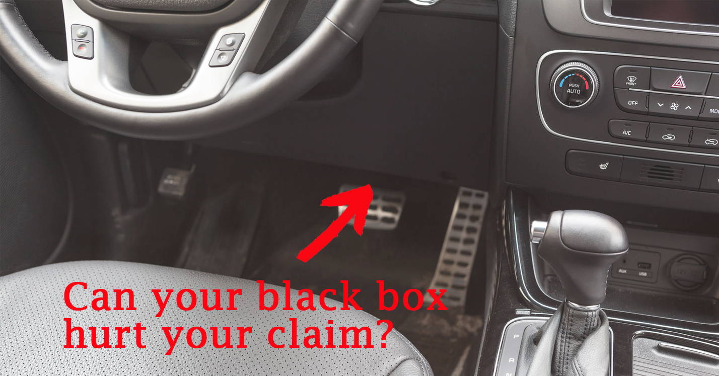 black box and accident claims