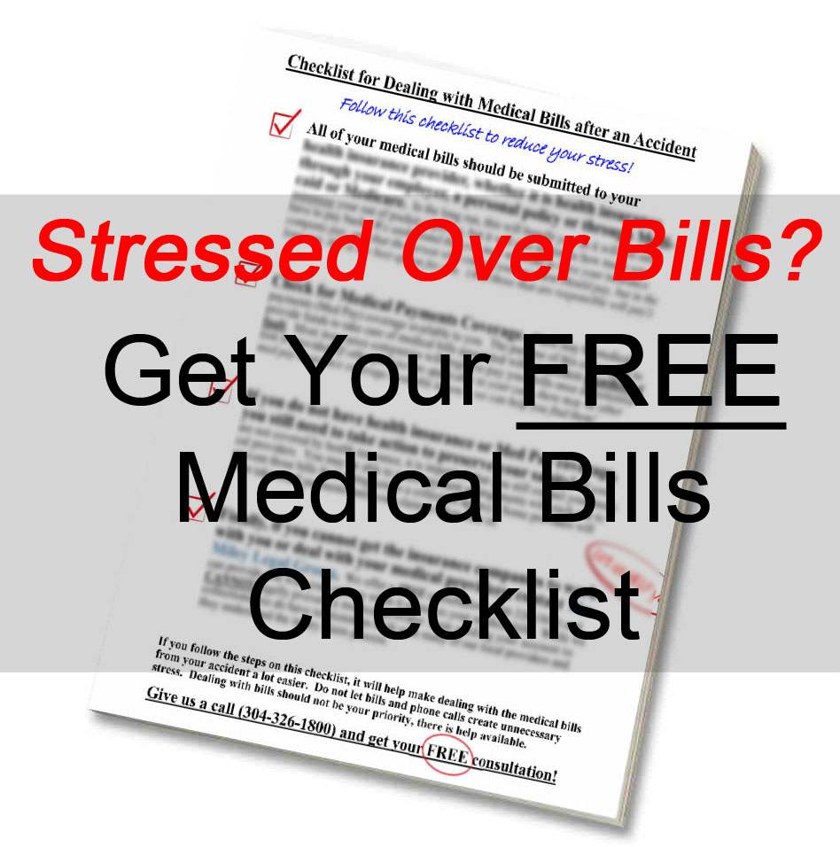 Stressed? Medical Bills Checklist