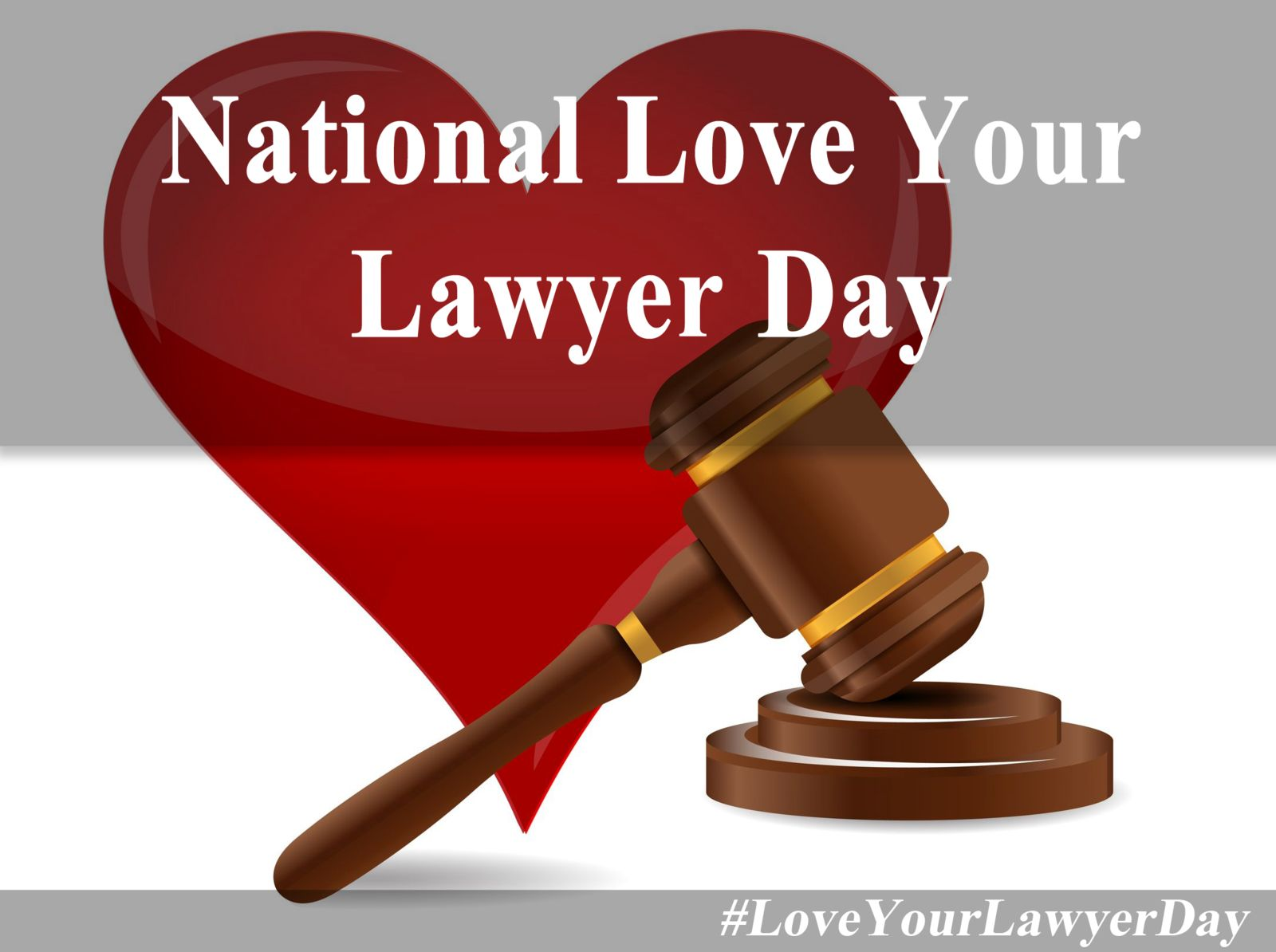 personal injury love your lawyer day