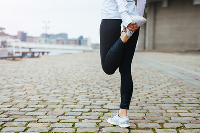 Going into running with a plan can help prevent injuries later.