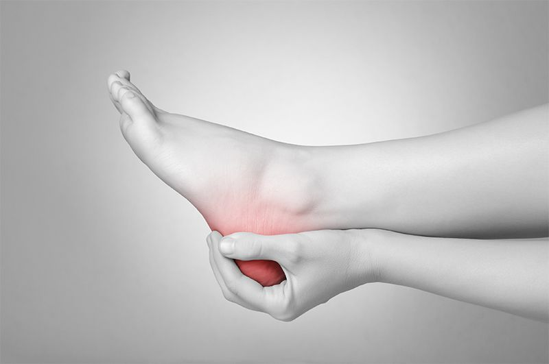 How to Alleviate Chronic Heel Pain