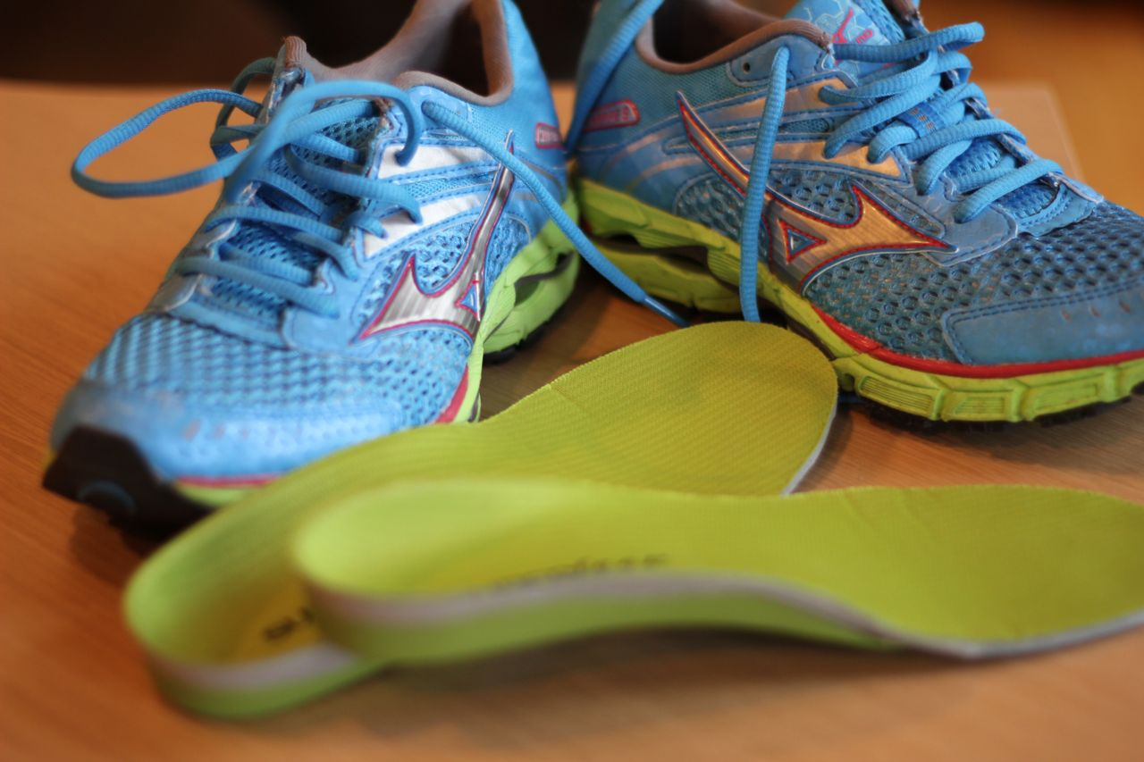 Over the Counter vs. Custom Orthotics